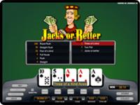 Merge Gaming Side Games - Video Poker - Jacks or Better
