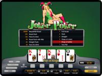 Merge Gaming Side Games - Video Poker - Joker Poker