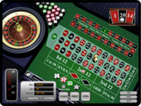 Merge Gaming Side Games - Roulette