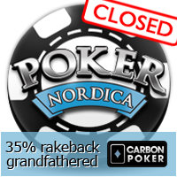Poker Nordica Closed